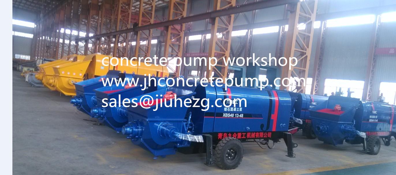 Qingdao JIUHE Heavy Industry Machinery Co., Ltd. | JIUHE CMS